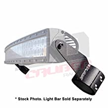 "Mounting LED Light Bar Brackets 40"" Radius Polaris Trail XC 900 XP1000 2014-2015"