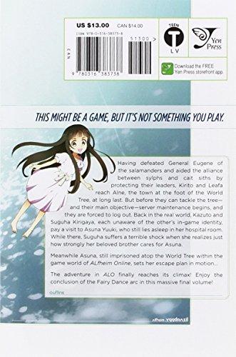 Sword Art Online: Fairy Dance, Vol. 3 - manga (Sword Art Online Manga)