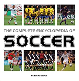 Book The Complete Encyclopedia of Soccer