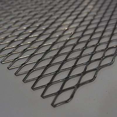 Direct Metals Expanded Sheet Flat STL 8 x 4 ft 1/2-#16 -
