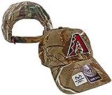 Arizona Diamondbacks Realtree Clean Up Adjustable Hat / Cap