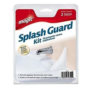 Splash protectores de para grifo y ducha para bañera