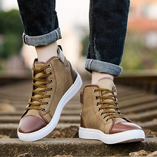 Automne Femmes Bluestercool Adulte Mixte Hommes Baskets Toile Mode Chaussures Casual frRqXwY7Rx