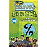 Standard Deviants School: Zany World Basic Math 10