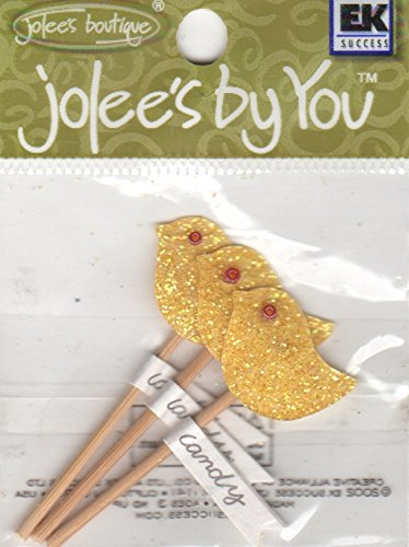 (Chick Lollipops Jolee's By You Scrapbook Embellishment (JJCB008A))