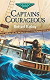 Book cover for Captains Courageous