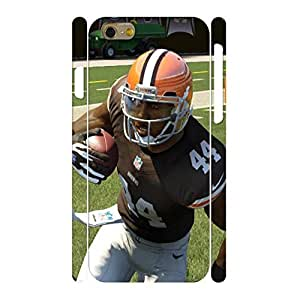 Ultra Chic Hipster Phone Accessories Print Football Athlete Action Pattern Skin For HTC One M9 Case Cover