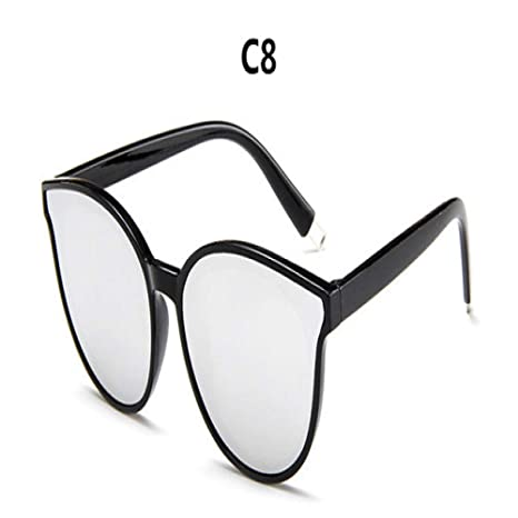 Yangjing-hl Color Top Fashion Cat Eye Sunglasses Gafas de ...
