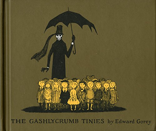 Pdf Graphic Novels The Gashlycrumb Tinies