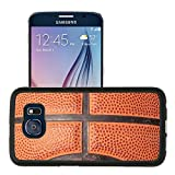 Luxlady Premium Samsung Galaxy S6 Aluminum Backplate Bumper Snap Case IMAGE ID 2114666 close up photo of a basketball that can be as a background design element