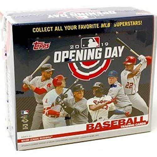 2019 Topps Opening Day MLB Baseball HOBBY box (36 pk) ()