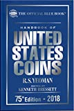 img - for Handbook of United States Coins 2018: The Official Blue Book, Hardcover (Handbook of United States Coins (Cloth)) book / textbook / text book