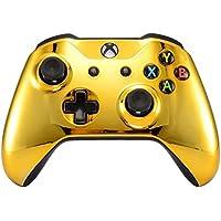 """XBOX ONE driver inalámbrico para Microsoft Xbox One–Custom """"Soft Touch"""" Feel–Custom Xbox One driver, Dorado"""