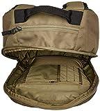 Quiksilver Men's SCHOOLIE Cooler II Backpack, Burnt