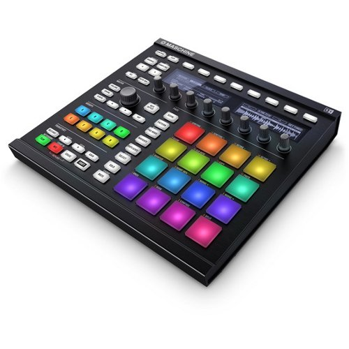 Price comparison product image Native Instruments Maschine MK2 Groove Production Studio,  Black
