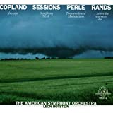 Works by Copland, Sessions, Perle, Rands