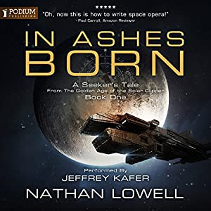 In Ashes Born Audiobook