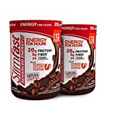 SlimFast Advanced Energy Mocha Cappuccino Replacement Mix, 2 Count Review