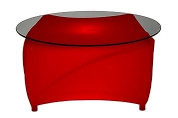 Luminatos 12 Led Couchtisch Beleuchtet Mit Farbwechsel Fernbedienung