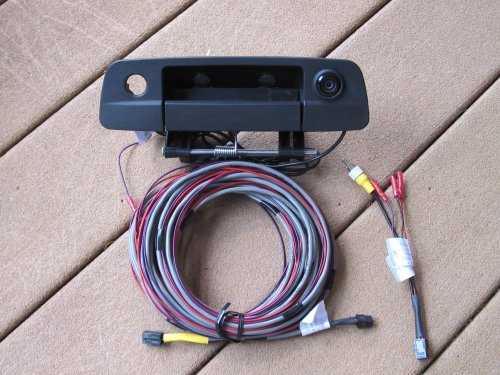 MITO Tailgate Camera for 2009-Current Dodge Ram Truck