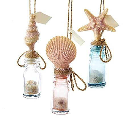 51K4QHrRAHL._SS450_ Seashell Christmas Ornaments