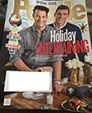 People SPECIAL Issue ~ HOLIDAY Entertaining 2015 ~ Nate Berkus & Jeremiah Brent