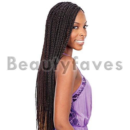Amazon.com : FreeTress Synthetic Hair Crochet Braid Medium ...