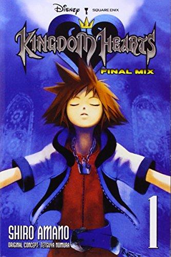 Kingdom Hearts: Final Mix, Vol. 1 - manga (Kingdom Hearts Games In Order Of Release)