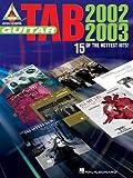 Guitar Tab, 2002-2003, Hal Leonard Corporation Staff, 0634057189