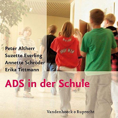 ADS in der Schule: CD-ROM