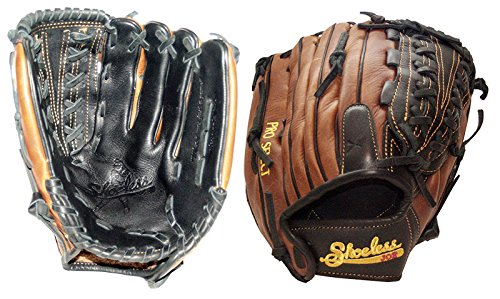 (12-Inch Pro Select Basket V-Lace Baseball Glove (Left Hand Throw))