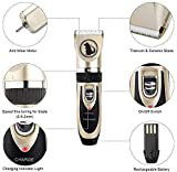 Ceenwes Dog Clippers Low Noise Pet Clippers
