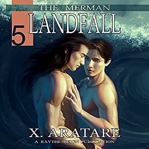Landfall (M/M, Gay Merman Romance) Audiobook