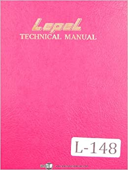 Lepel T 10 3 Type 6194 High Frequency Induction Heating Unit Technical Manual Amazon Books