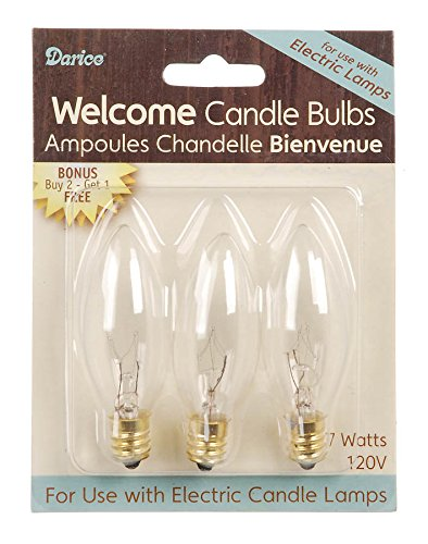 candle lamp bulbs - 5