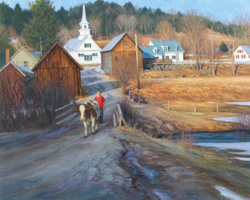 (Robert Duncan - Spring In Waits River)