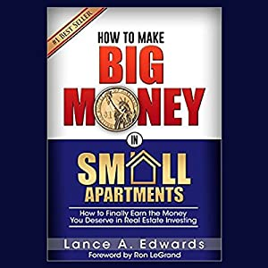 How to Make Big Money in Small Apartments Audiobook