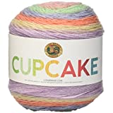 Lion Brand Yarn - Hilo Cupcake, Gelato, 1