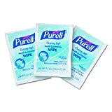 Purell 9026-1M Cottony Soft Sanitizing Wipes (1,000 per Case)