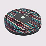 MightySkins Skin for iRobot Roomba 770 Robot Vacuum - Southwest Stripes | Protective, Durable, and Unique Vinyl Decal wrap Cover | Easy to Apply, Remove, and Change Styles | Made in The USA