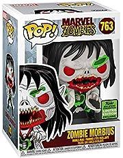 Funko Pop! Marvel Zombies #763 - Morbius Zombie 2021 Spring Convention Exclusive
