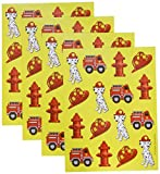 Firefighter Stickers (4-pack)