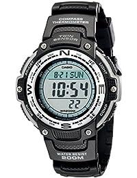 Men's SGW100-1V Twin Sensor Digital Black Watch