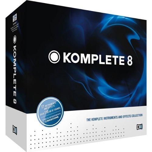 Native Instruments Komplete 8 Software Suite