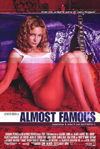 Almost Famous - Movie Poster / Print Black Hanger By Stop Online