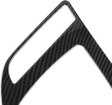 Zierblende Der Gangschaltung Center Control Schutzkappe Abdeckung Blende Für 3 Series F30 Gt F34 Auto