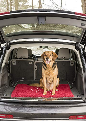 Dirty Dog Doormat Large (Pacific Blue)
