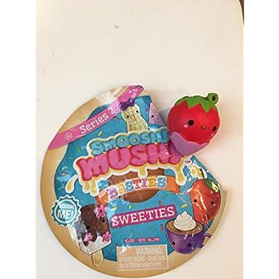 Smooshy Mushy Besties Blind Bag Series 2 Mystery Sweeties - Munchies - Bakies (1 Random): Toys & Games