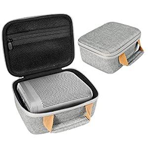 InGo Portable Bluetooth Speaker Case for Bang & Olufsen Beoplay P6 Portable Bluetooth Speaker, Extra Shock Absorbing… MP3 and MP4 Player Accessories