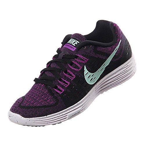 Nike W Lunartempo - Zapatillas Mujer vivid purple/black/light violet/copa
